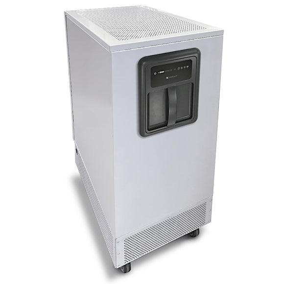 Intellipure 950P Commercial Air Purifier Front Side White Background - Aerify