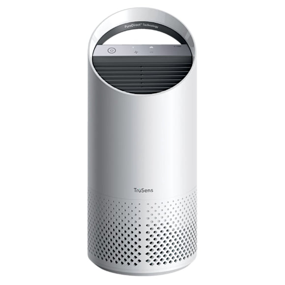 Leitz TruSens Z-1000 HEPA Carbon UV Air Purifier Front - Aerify