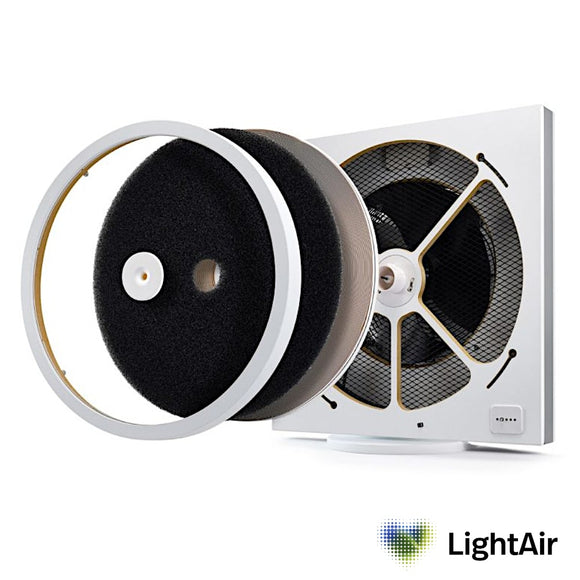 LightAir CellFlow P900 Commercial Air Purifier Replacement Eco Precision Filter Pack - Aerify