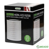 Meaco Clean CA-HEPA 76x5 Replacement H13 HEPA Filter - Aerify