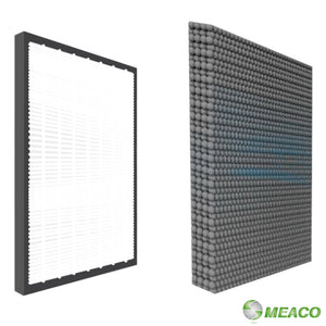 Meaco CA-HEPA 47x5 Room Air Purifier Replacement Filters - Aerify
