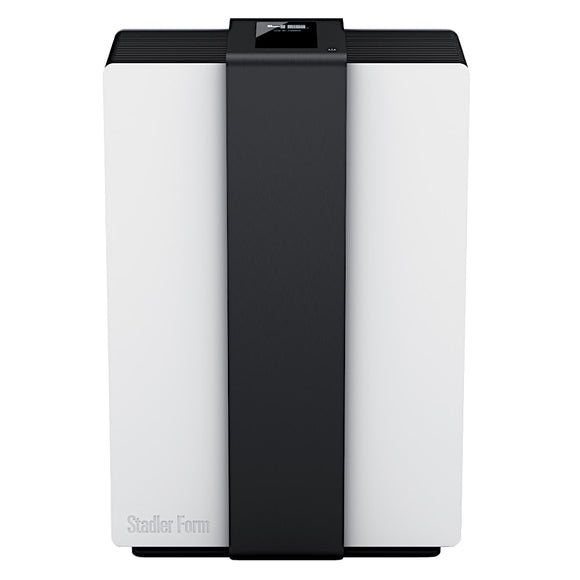 Stadler Form Robert Hybrid Humidifier & Air Purifier Black Front - Aerify