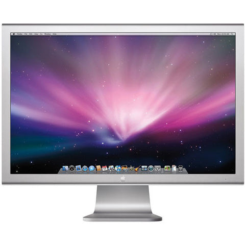 "Apple Cinema Display A1082 LCD 23"" Wide M9178ll/a 1920x1200"