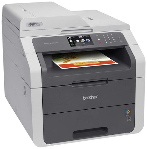 Brother MFC-9340cdw Wireless Digital Color All-in-one Copy / Fax / Print / Scan / Duplex 23ppm