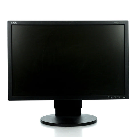 NEC MultiSync EA241WM-BK Widescreen LCD Monitor