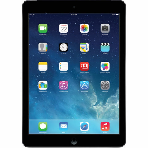 "Apple iPad Air 9.7"" ME991LL/A 16GB WiFi 4G Verizon 2048 x 1536"