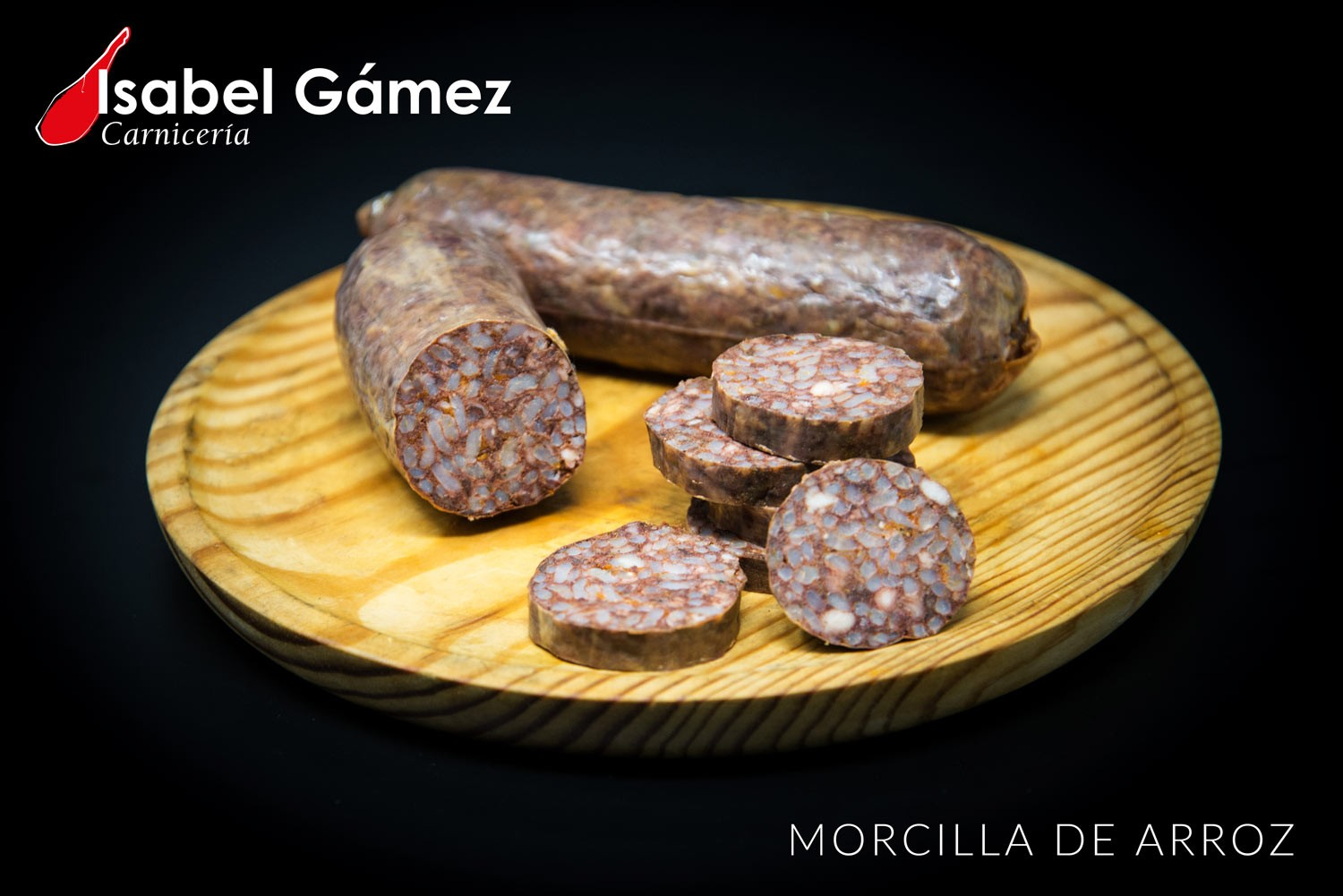 MORCILLA DE ARROZ ISABEL GAMEZ
