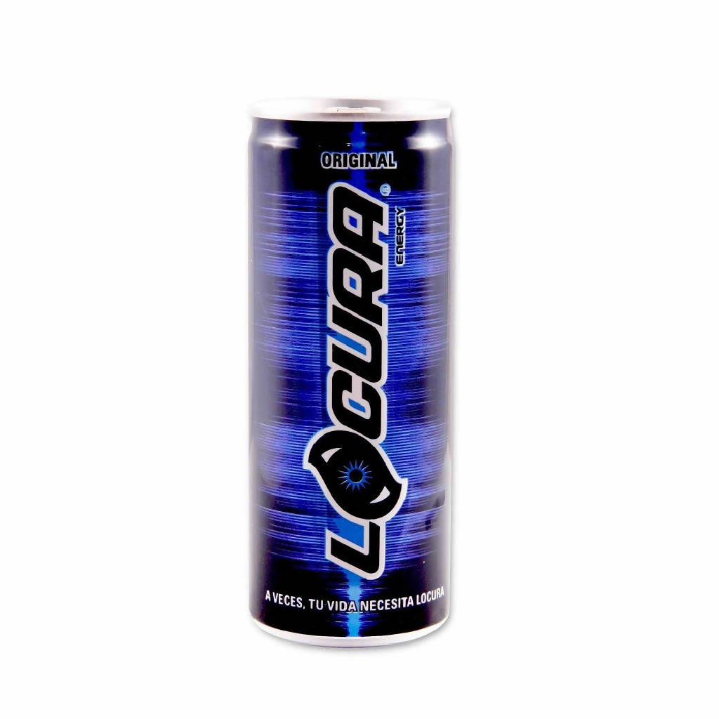 LOCURA ENERGY ORIGINAL 250ML