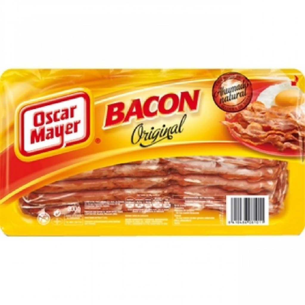 LONCHA OSCAR MAY BACON 110G