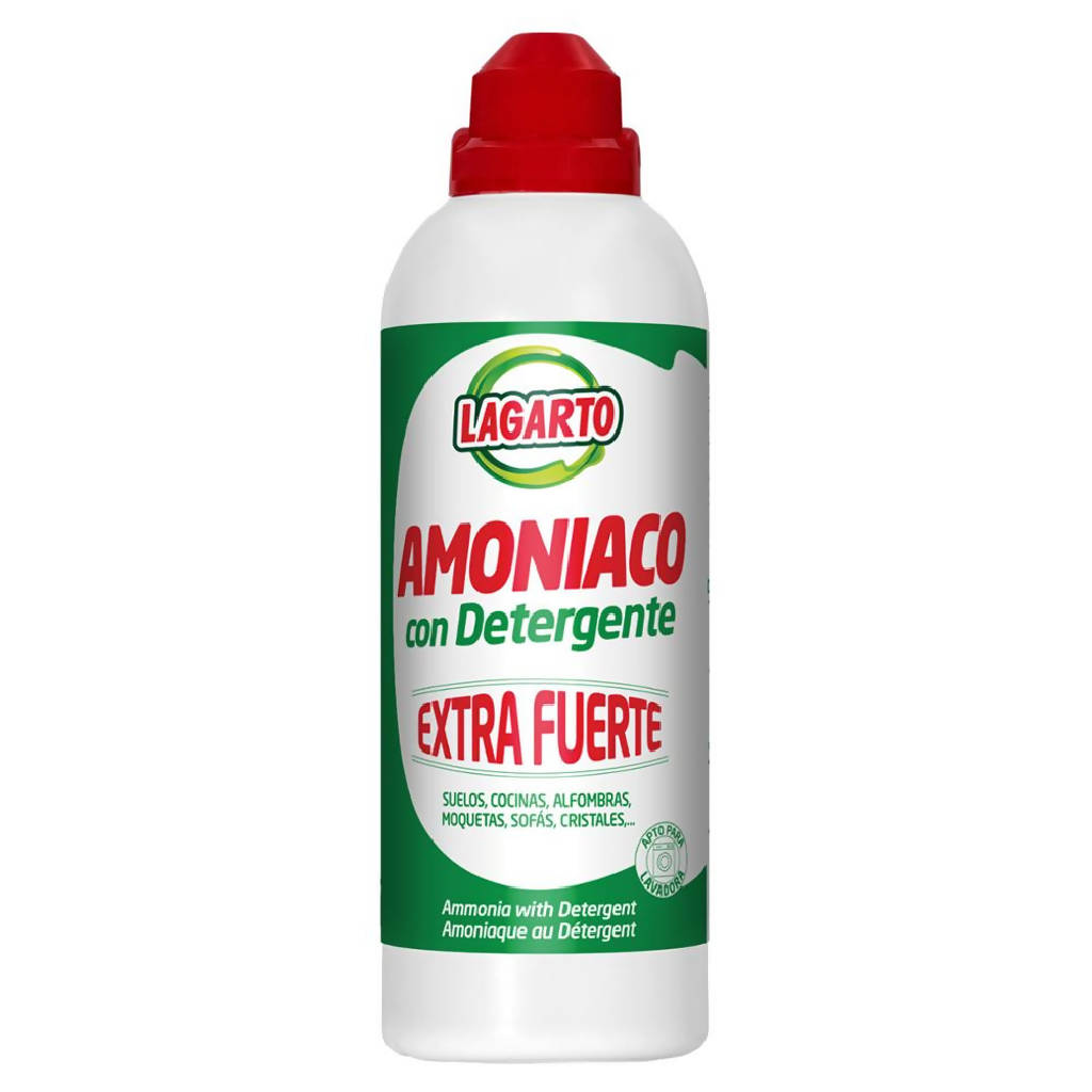 AMONIACO DETERG LAGARTO 750ML