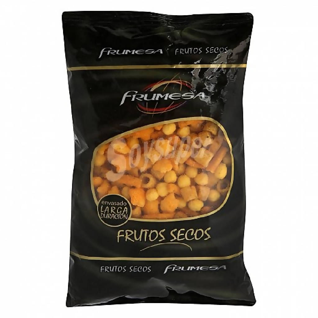 COCKTAIL SNACK 200GRS FRUMESA