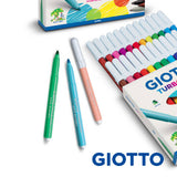 ROTULADOR GIOTTO 12 COLORES