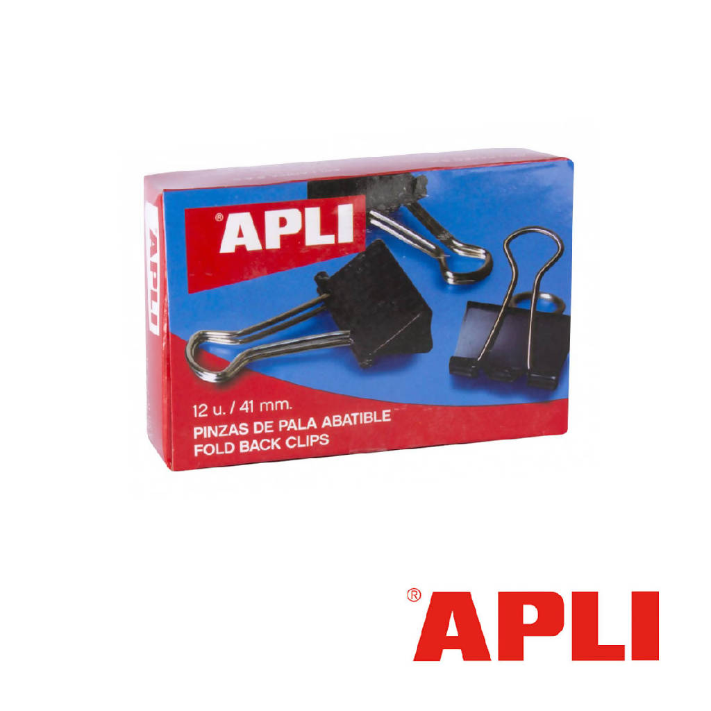 PINZA ABATIBLE APLI 41MM
