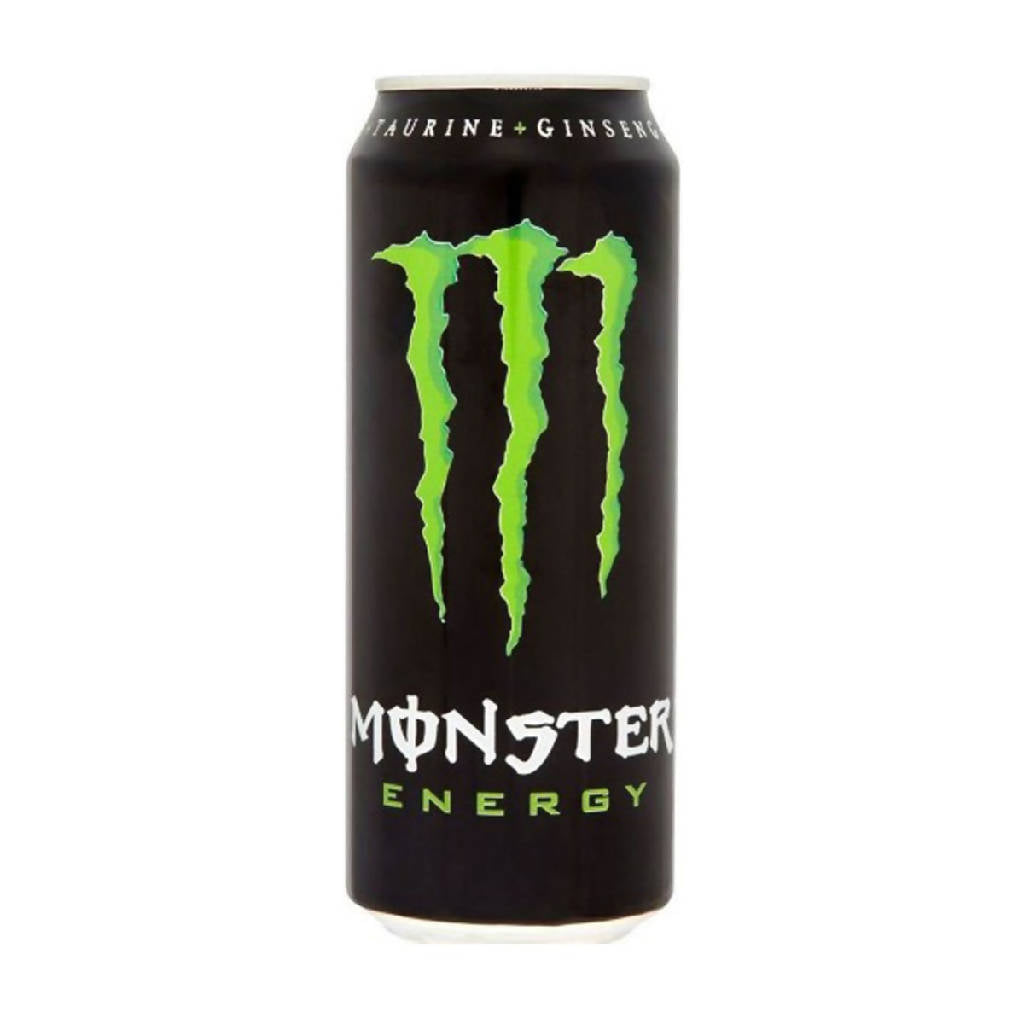 MONSTER ENERGY VERDE 500CC