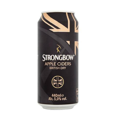 STRONGBOW SIDRA LATA 44CL