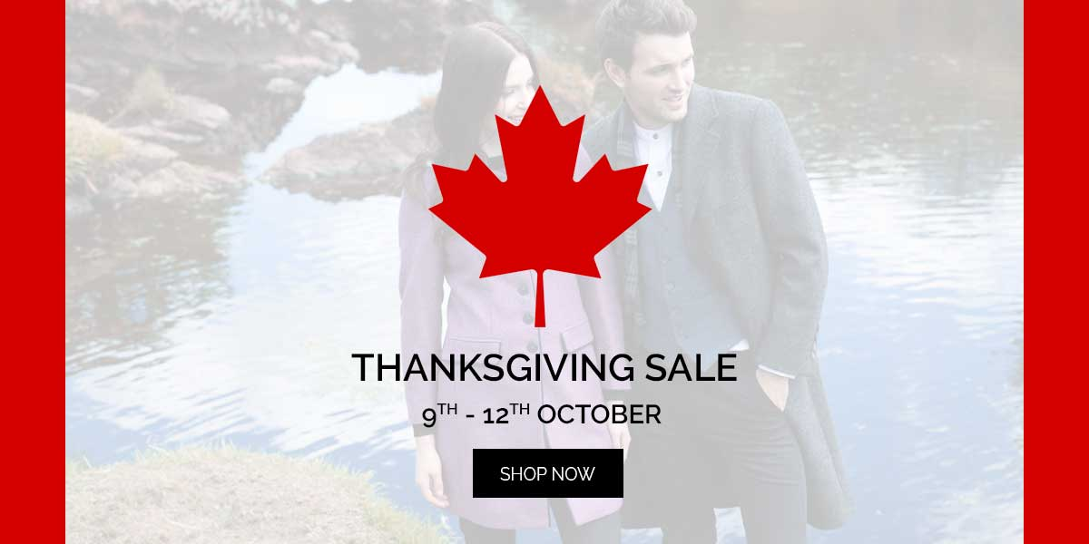Canada Day Sale 15% off everything. Use Code: CANADA15