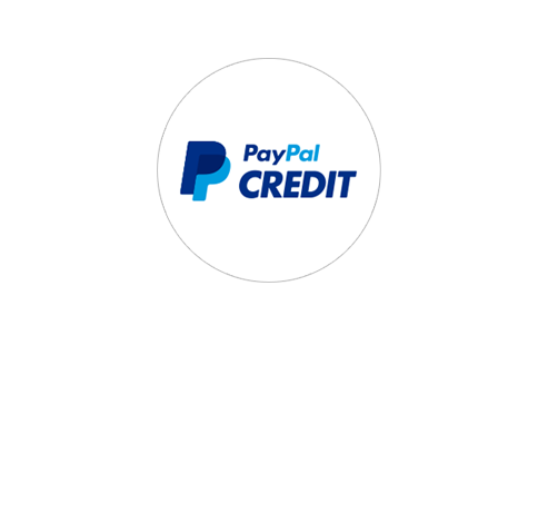 PayPal Credit With Triona Design