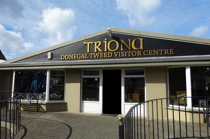 Triona Design Ardara Donegal Tweed Store