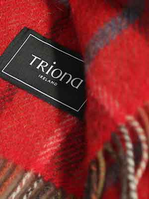 Christmas f Blankets & Throws
