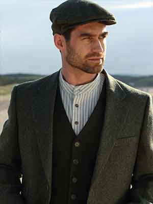 Men's Donegal Tweed jackets