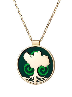 Growing Home Large Pendant, Green