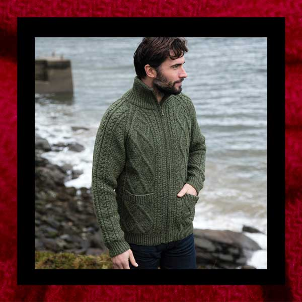 Shop men's knitwear sale