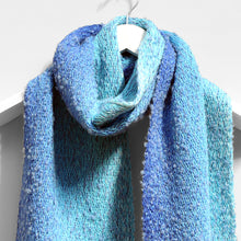 Load image into Gallery viewer, Astrakhan Scarf, Perfect Dive