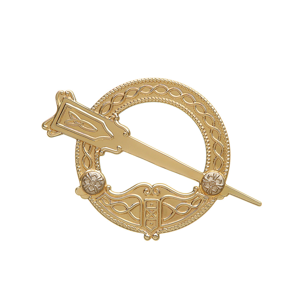 Tara Brooch, Rare Irish Gold