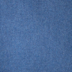 Blue Twill Donegal Tweed Fabric Sample