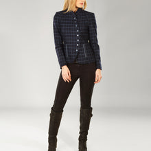 Load image into Gallery viewer, Catherine Jacket, Navy
