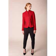 Load image into Gallery viewer, Catherine Jacket, Red