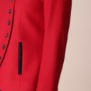 Catherine Jacket, Red