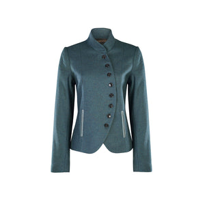 Catherine Jacket, Duck Egg Blue