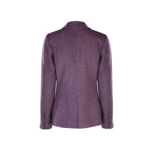Load image into Gallery viewer, Catriona Jacket, Purple Twill