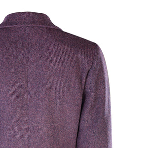 Catriona Jacket, Purple Twill