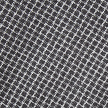Load image into Gallery viewer, Charcoal Check Donegal Tweed Fabric
