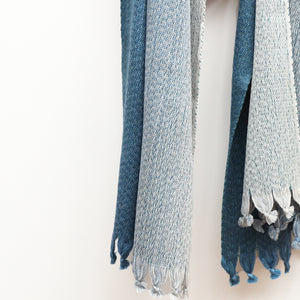 Cosmos Scarf, Winter Sky