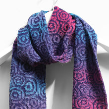 Load image into Gallery viewer, Circus Scarf, Hyancinth