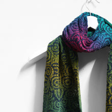 Load image into Gallery viewer, Circus Scarf, Rainforest
