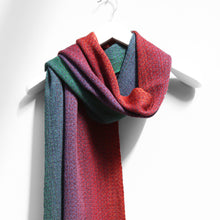 Load image into Gallery viewer, Cosmos Scarf, Rainbow