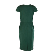 Load image into Gallery viewer, Tweed Dress - Green