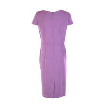 Load image into Gallery viewer, Tweed Dress - Lilac