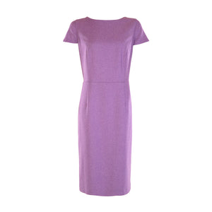 Tweed Dress - Lilac