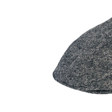 Load image into Gallery viewer, Flat Cap, Grey Salt & Pepper