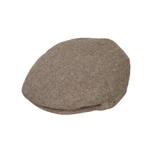 Load image into Gallery viewer, Flat Cap, Turf Salt & Pepper