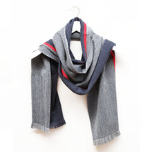 Load image into Gallery viewer, Flux Scarf, Marine