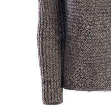 Load image into Gallery viewer, Horizontal Ribbed Two Button Knit, Slate