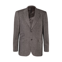 Load image into Gallery viewer, Jacket, Grey Herringbone