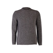 Load image into Gallery viewer, Link Stitch Crew Neck Sweater, Slate