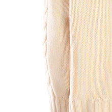 Load image into Gallery viewer, Luxury Cable Knit Sweater, Cream